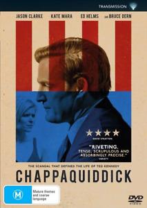 Chappaquiddick (DVD, 2018) NEW