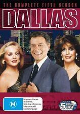 Dallas : Season 5 (DVD, 2006, 5-Disc Set)