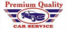 C056 Premium quality car service sports classic car truck banner garage signs