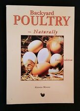 Alanna Moore - Backyard Poultry Naturally - pb - Australia