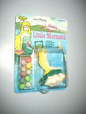 Tim Mee Toys Vintage Sabans Adventure The Little Mermaid Gumball Candy Dispenser