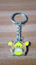 Disney Tsum Tsum Keyring / Secure bag charm - Tigger.  Birthday,  gift.