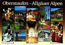 Oberstaufen - Allgäuer Alpen , Ansichtskarte ,1995 gelaufen
