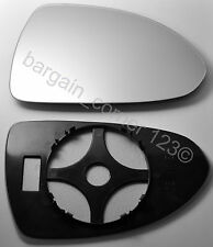 Right Driver Side Wing Mirror Glass Backing Plate Corsa D 2006-2013