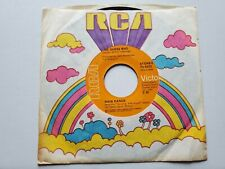 """THE GUESS WHO - Rain Dance / One Divided 1971 ROCK 7"""" Randy Bachman"""