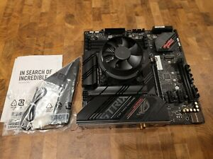 ASUS ROG Strix B560-G Motherboard with Intel Core i7-11700F CPU, Wi-Fi Adapter