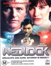 WEDLOCK Rutger HAUER Joan CHEN Mimi ROGERS Future PRISON Crime ACTION DVD Reg 4