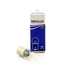 1x 207 R5W Neolux numero/TARGA LAMPADINA STANDARD A BASSO COSTO