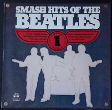 SMASH HITS OF THE BEATLES VOL. 1 RARE AUSSIE RELEASE EMS 1005 WITH LEVI STRAUSS