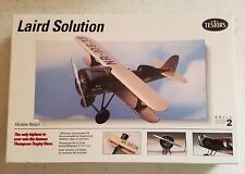 Testors Laird Solution 1/48th Scale Model Airplane Open Box but still bagged NOS