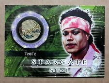 Stargate SG-1 Costume Card - C4 Teal'c Costume Material