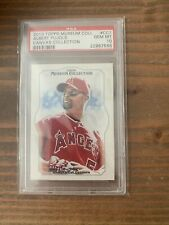 New listing 2013 topps museum collection Canvas Collection Psa 10 #CC1 Albert Pujols