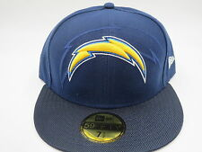 93b871d5f03  17.99 New. Era 59fifty 2016 Official NFL on Field - Hat San Diego Chargers  7 1 4