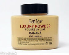 Ben Nye BANANA Powder 1.5 oz Bottle Luxury Face Makeup DRAG QUEEN/ FREE SHIPPING