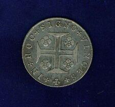 PORTUGAL  KINGDOM   JOAO VI   1810   400 REIS SILVER COIN,   XF+