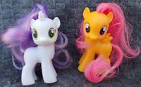 My Little Pony Sweetie Bell + Scootaloo G4 Brushable Unicorn Friendship is Magic