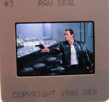 Arnold Schwarzenegger TOTAL RECALL TRUE LIES RAW DEAL COP ORIGINAL SLIDE  12