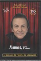 Meilleur Du Theatre De Boulevard Dvd 29 Alarmes Etc ... Roland Giraud JL Moreau