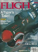 Flight Journal (Dec 2002) P-40 Flying Tiger, A-4 Vietnam, F-86 v. MiG-15, B-26