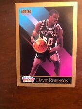 David Robinson 1990-91 Skybox Rookie Card #260 Center San Antonio Spurs NM g