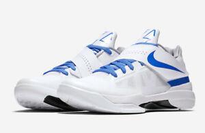 Nike MEN'S Zoom KD IV CT16 QS THUNDERSTRUCK SIZE 8.5, FITS WOMEN'S 10 BRAND NEW