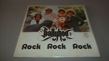 BALLYHOO - ROCK ROCK ROCK - LP - MADE IN ITALY ** SIGILLATO **