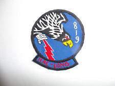 b8747 RVN Vietnam Air Force 819th Attack Squadron Hac Long IR7C