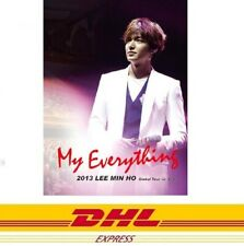 LEEMINHO My Everything 2013 Lee Min Ho Global Tour in Seoul DVD Photo Poster 이민호