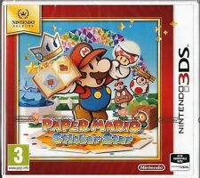 Paper Mario Sticker Star ( Nintendo 3DS) BRAND NEW
