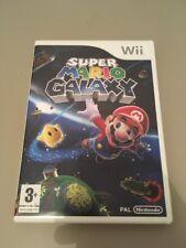 Super Mario Galaxy 1 Wii
