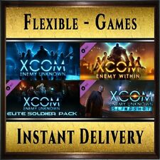 XCOM Complete - Enemy Unknown & Enemy Within [X COM] Steam Gift PC Digital Key