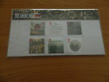 2016 ERROR PACK  THE GREAT WAR   PRESENTATION PACK (No527) IN MINT CONDITION