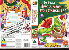 dr seuss how the grinch stole christmas video promo sample sleevecover 16597 - How The Grinch Stole Christmas Video