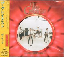 THE KNACK - The Greatest - RARE Japan 1998 CD ~ FACTORY SEALED! - My Sharona