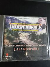 Independence soundtrack cd J.A.C Redford classic western