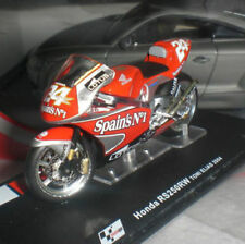 ALTAYA HONDA RS250RW #24 TONI ELIAS MOTO GP 2004 BIKE DIECAST SCALE 1:24 NEW OVP