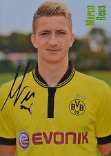 MARCO REUS - Autogrammkarte - Autogramm Clippings BVB Borussia Dortmund NEU