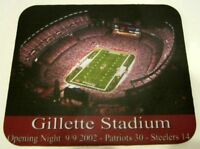 Boston New England Patriots Gillette Stadium Opening Night Mouse Pad SKU #1004