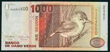 Kap Verde / Cape Verde 1000 Escudos 2002 Pick 65b (1)