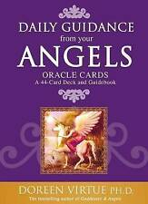 Daily Guidance from Your Angels Oracle Cards: 365 Angelic Messages... by Doreen Virtue (Paperback, 2006) by Doreen Virtue (Paperback, 2006)