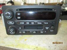 Audio Equipment Radio Opt U1Q Fits 02-04 ALERO 127336