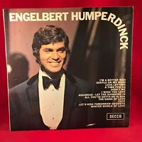 ENGELBERT HUMPERDINCK Engelbert Humperdinck 1969 UK vinyl LP EXCELLENT CONDITION