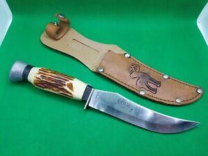 Edge Mark 22504 Hunting Knife w/ Sheath