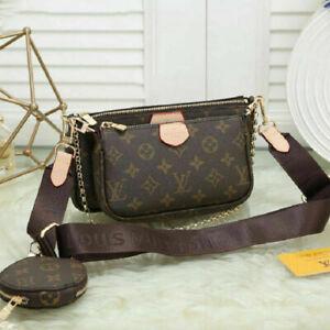 New Arrival Womens lady Designer Leather Style Tote Shoulder Bag Handbag Satchel