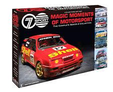 MAGIC MOMENTS OF MOTORSPORT: SERIES 2 DVD BOX SET - BROCK JOHNSON V8 SUPERCARS