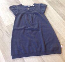 Mexx Kinder Strickkleid Gr. 92 (XS) Blau Neu