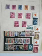 CROATIA OLD COLLECTION MINT */**  /cx539