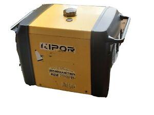 Kipor KGE7000ti Sinemaster Petrol digital generator