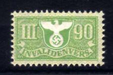 2209-GERMAN EMPIRE-Third reich.WWII.NAZI Stamp Revenue 2 WEEKS INVALIDENVERS.MNH