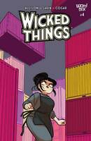 Wicked Things #4 Cvr A Sarin (2020 Boom! Studios) First Print Sarin Cover